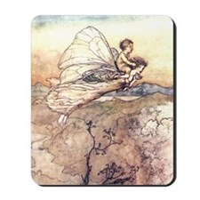 Her Fairy Sent Mousepad