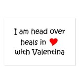 Valentina Postcards (Package of 8)