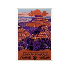 Grand Canyon Rectangle Magnet (100 pack)