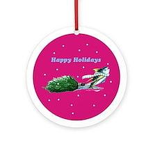 Fishing Ornament