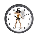 Wrong Spell Wall Clock