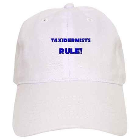 Taxidermists Rule! Cap