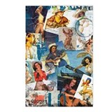 Cowgirl Pin-Ups No. 2 Postcards (Package of 8)