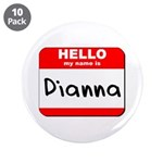 Hello my name is Dianna 3.5