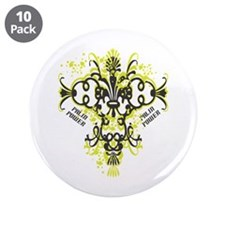 "Grunge Palin Power 3.5"" Button (10 pack)"