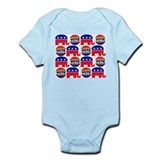 Vote Republican Onesie