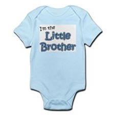 Cool Little sister big brother Infant Bodysuit