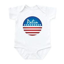 Patriotic Palin Infant Bodysuit