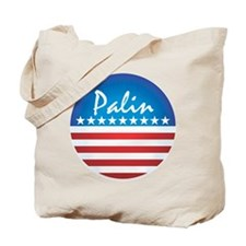 Patriotic Palin Tote Bag