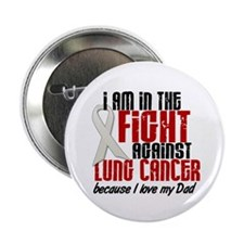 "In The Fight 1 LC (Dad) 2.25"" Button (10 pack)"