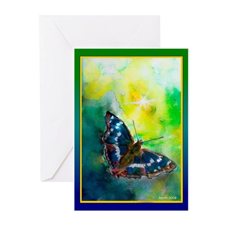 Butterfly of Hope Greeting Cards (Pk of 20)