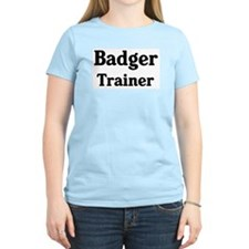 Badger trainer T-Shirt