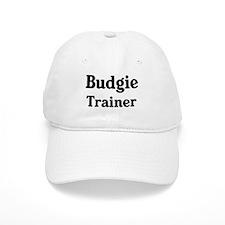 Budgie trainer Cap