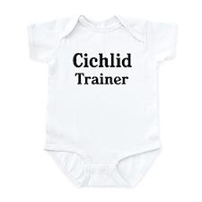 Cichlid trainer Onesie