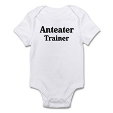 Anteater trainer Infant Bodysuit