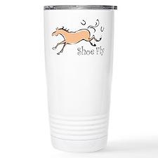 Shoe Fly Ceramic Travel Mug