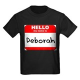 Hello my name is Deborah T