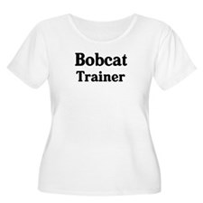Bobcat trainer T-Shirt
