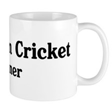 Jerusalem Cricket trainer Mug