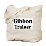 Gibbon trainer Tote Bag
