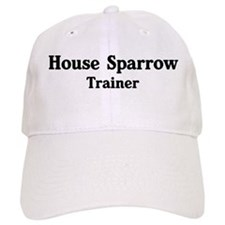 House Sparrow trainer Cap