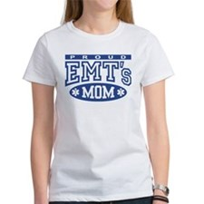 Proud EMT's Mom Tee