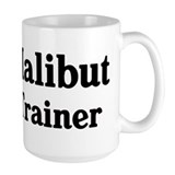Halibut trainer Mug