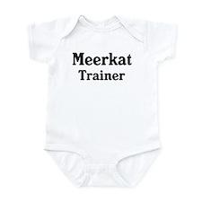 Meerkat trainer Onesie