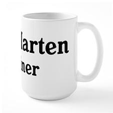 Pine Marten trainer Mug