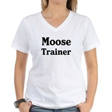Moose trainer Shirt