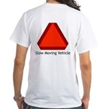 Slow Moving Vehicle Sign - Shirt