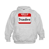 Hello my name is Dandre Hoodie