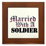 Married Framed Tile