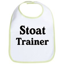 Stoat trainer Bib
