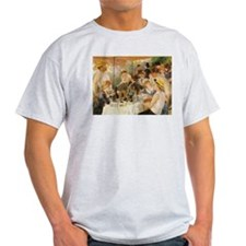 Luncheon of the Boating Party, 1881 T-Shirt