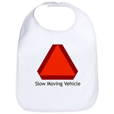 Slow Moving Vehicle Sign - Bib