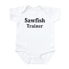 Sawfish trainer Infant Bodysuit