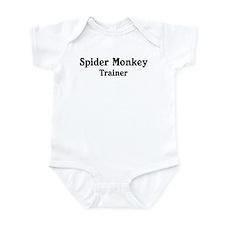 Spider Monkey trainer Onesie