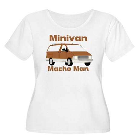 Minivan Women's Plus Size Scoop Neck T-Shirt