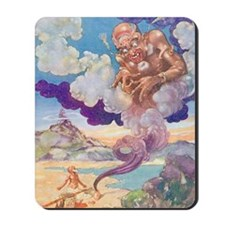 The Genie Mousepad