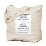 Laws of P.T. Tote Bag