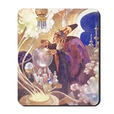 Magical Inquiries Mousepad