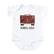 Squad 51 KMG365 Infant Bodysuit