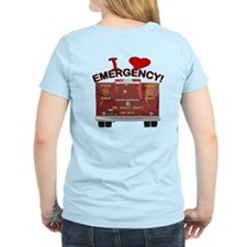 I Love EMERGENCY! T-Shirt