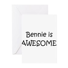 Cool Benny Greeting Cards (Pk of 10)