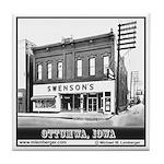 Swenson's Bakery Tile Coaster