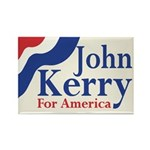 John Kerry for America Rectangle Magnet