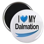I Love My Dalmation 2.25