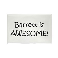 Cute I love barrett Rectangle Magnet (10 pack)