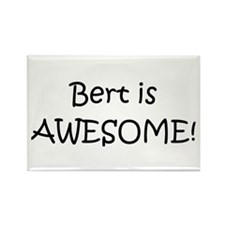 Cute I love bert Rectangle Magnet (10 pack)